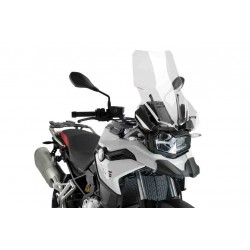 Puig Clear Touring Windscreen BMW F750GS