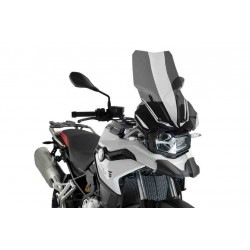 Puig Dark Smoke Touring Windscreen BMW F750GS