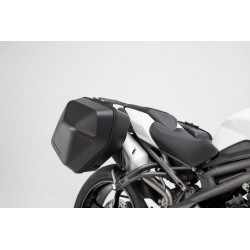 SW-Motech Urban ABS Side Cases Set Triumph Speed Triple 18-