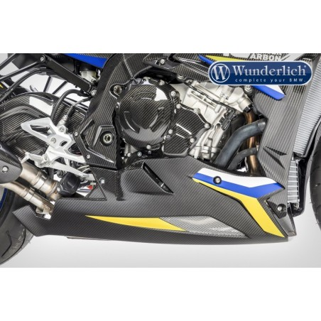 Wunderlich Carbon engine spoiler BMW S1000R 17-