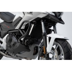 SW-Motech Black crash bars Honda NC700