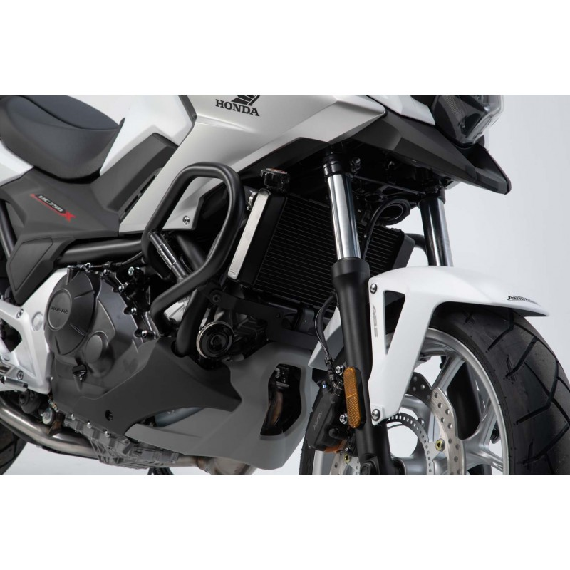 SW-Motech Black crash bars Honda NC700 750 S X