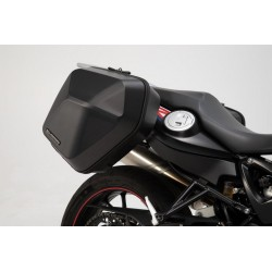 SW-Motech Urban ABS Side Cases Set BMW F800GT F800R