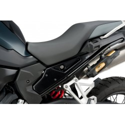 Puig Black Side Infill Panels BMW F750GS F850GS