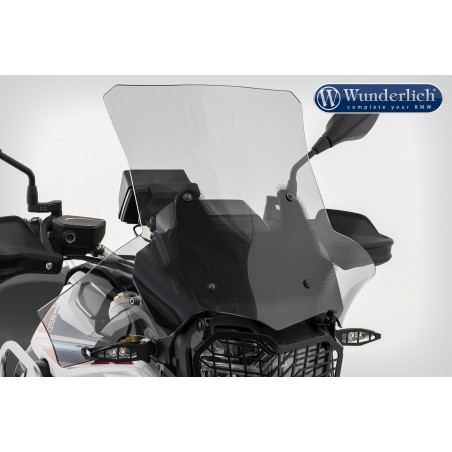 Wunderlich Clear Extreme Screen BMW F750GS F850GS Carrier Long