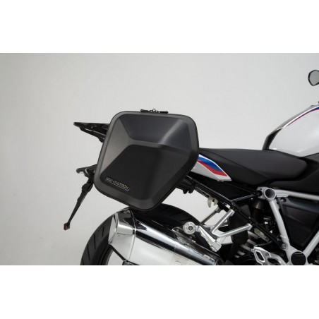SW-Motech Urban ABS Side Cases Set BMW R1250R