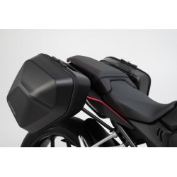 SW-Motech Urban ABS Side Cases Set Honda CB650R CBR650R 18-