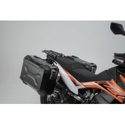 SW-Motech Trax Adventure sidecases KTM 790 Adventure