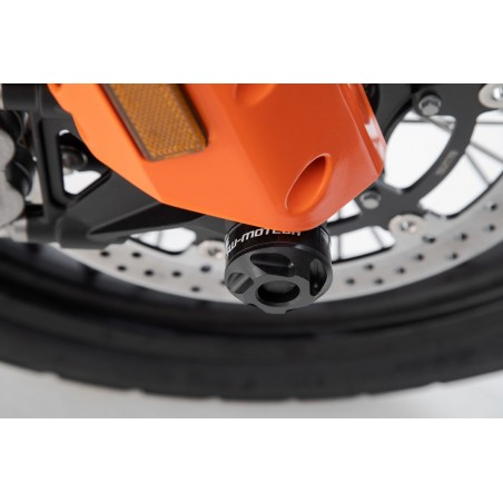 SW-Motech fork sliders KTM 790 Adventure