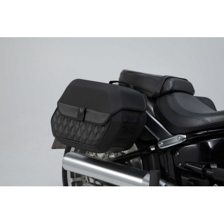 Legend Gear LH Side Bags Set Harley-Davidson Softail Fat Boy 18-