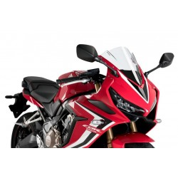 Puig Clear Racing Screen Honda CBR650R 19-