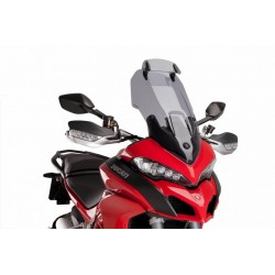 Puig Touring Windscreen with deflector Ducati Multistrada 1200 DVT