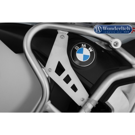Wunderlich Silver Filler Plate R1250GS ADV Tank Bars