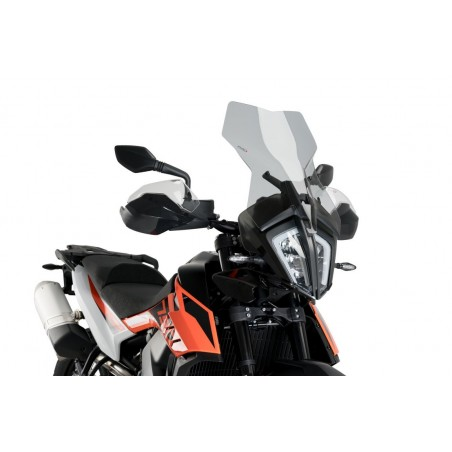 Puig Light Smoke Touring Screen KTM 790 Adventure