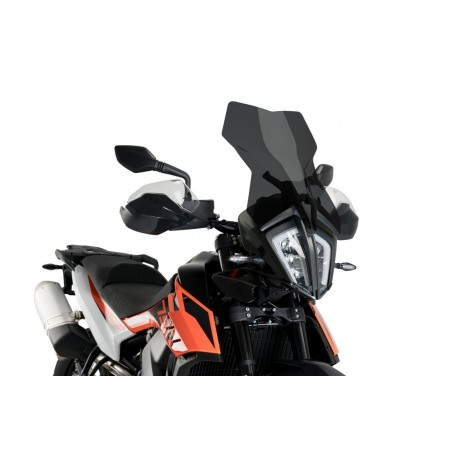 Puig Dark Smoke Touring Screen KTM 790 Adventure