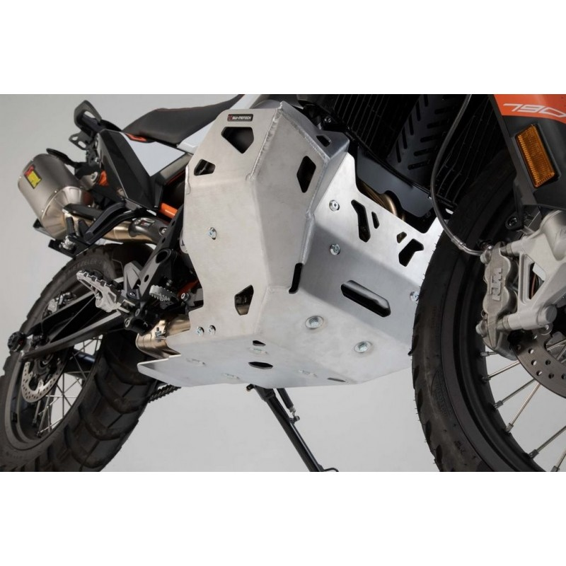 Sw Motech Aluminum Skid Plate For Ktm 790 Adventure And