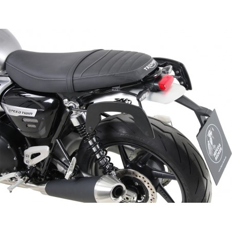 Hepco Becker C-Bow side carrier Triumph Speed Twin