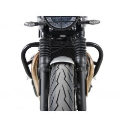 Hepco Becker Black Crash Bars Triumph Speed Twin