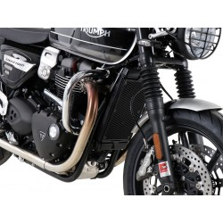 Hepco Becker Chrome Crash Bars Triumph Speed Twin
