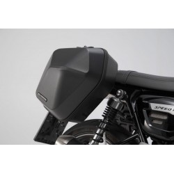 SW-Motech Urban ABS Side Cases Set Triumph Speed Twin