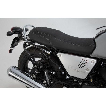 SW-Motech Urban ABS Side Cases Set Moto Guzzi V7 III
