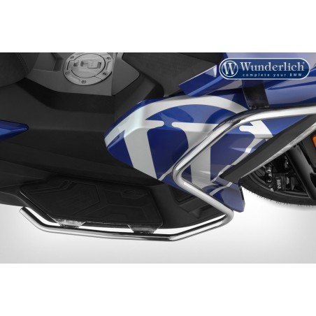 Wunderlich Chrome Crash Bars BMW C400 X