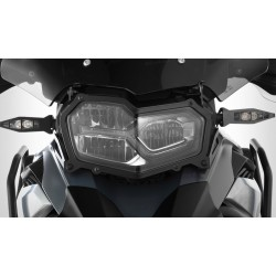 Wunderlich Clear folding headlight protection BMW F750GS F850GS