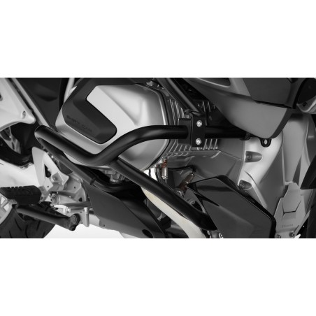 Wunderlich Black engine crash bars BMW R1250RT