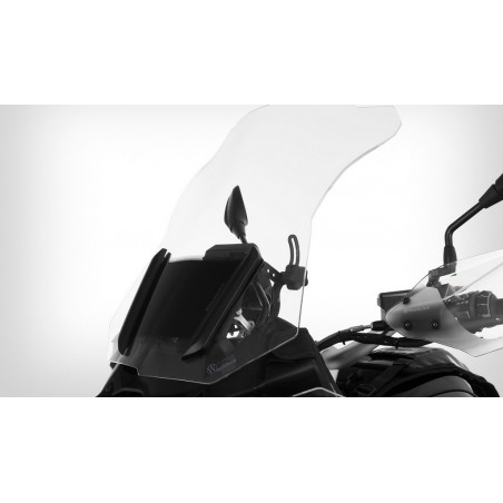Wunderlich Marathon II Clear Touring screen BMW R1250GS