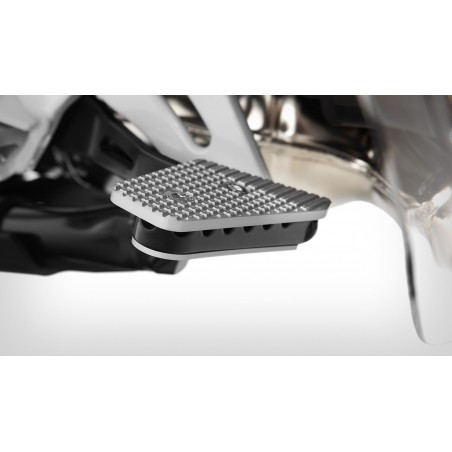 Wunderlich brake pedal extension BMW R1200GS LC