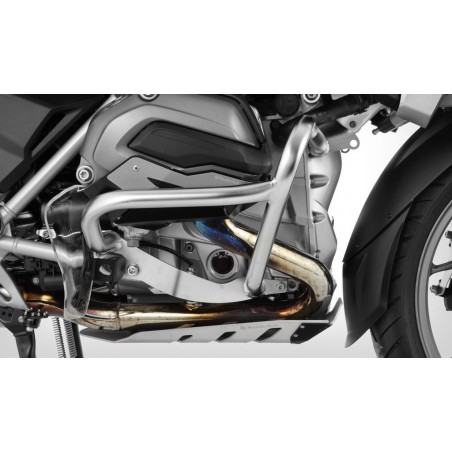 Wunderlich Silver engine crash bars BMW R1200GS LC