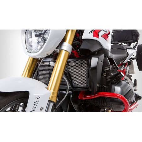 Wunderlich water radiator guard BMW R1200RS LC
