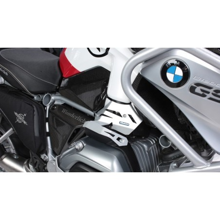Wunderlich Silver injection cover kit BMW R1200GS LC