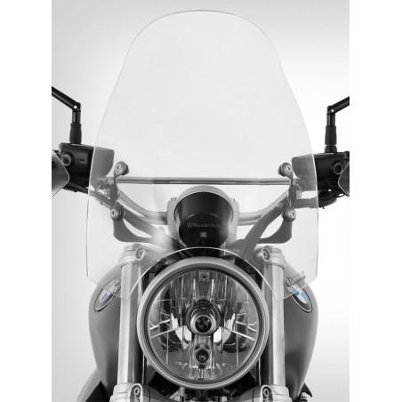 Wunderlich Clear Retro windscreen BMW NineT Scrambler