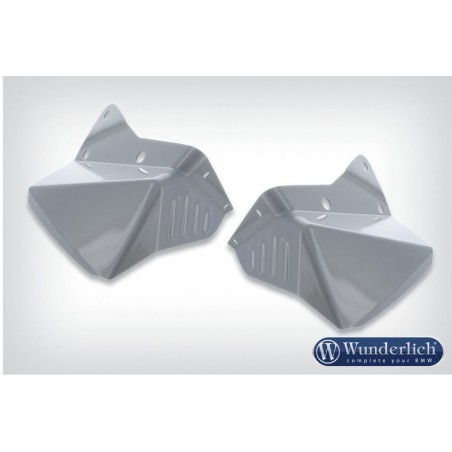 Wunderlich Silver splash guard BMW R1200GS LC