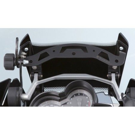 Wunderlich additional screen reinforcement bracket BMW R1200GS LC