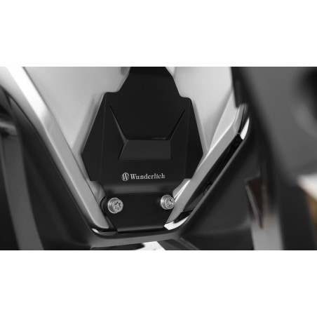 Wunderlich Black engine housing protection BMW R1200RS LC