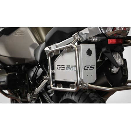 Wunderlich additional storage box BMW R1200GS Adventure LC