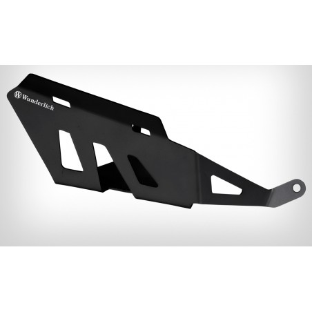 Wunderlich Black exhaust flap cover BMW R1200GS LC