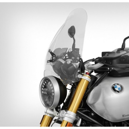 Wunderlich Clear Retro windscreen BMW NineT