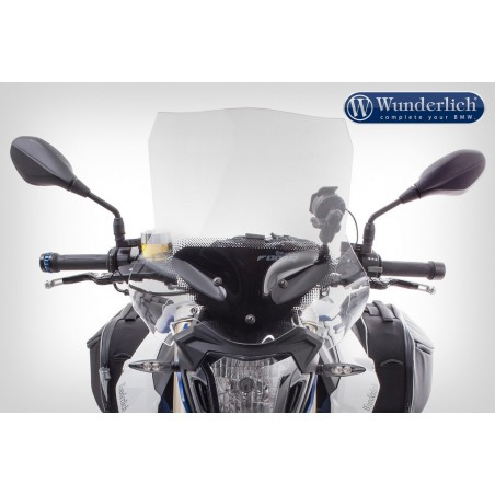 Wunderlich ERGO Clear Windshield BMW F800R 15-