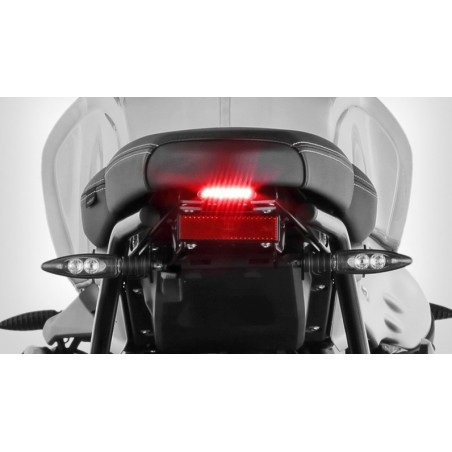 Wunderlich LOW licence plate holder Stripe taillight BMW NineT