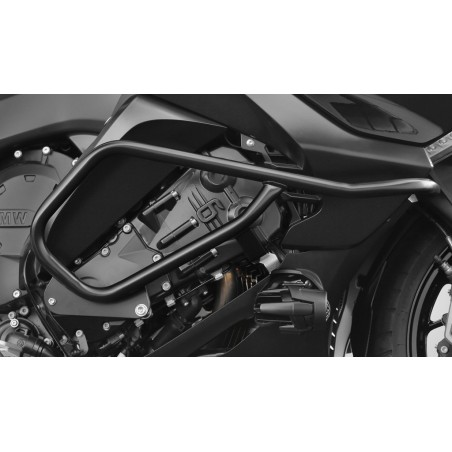 Wunderlich Black engine crash bars BMW K1600B GA
