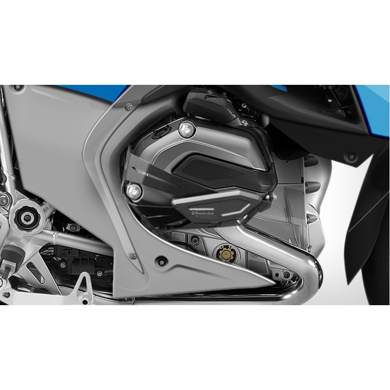 Wunderlich Black engine protectors BMW R1200 LC
