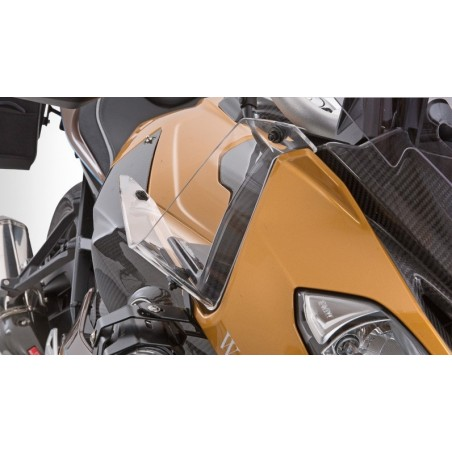 Wunderlich Clear wind flaps deflectors BMW S1000XR