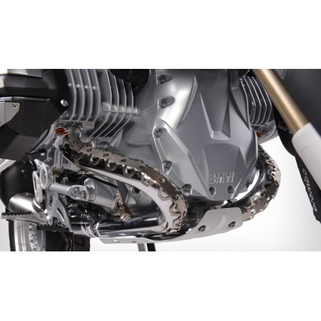 Wunderlich Dakar header pipe protection BMW R1200GS LC