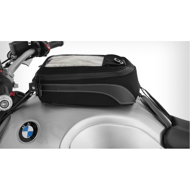 Wunderlich Black Retro Tank Bag BMW NineT