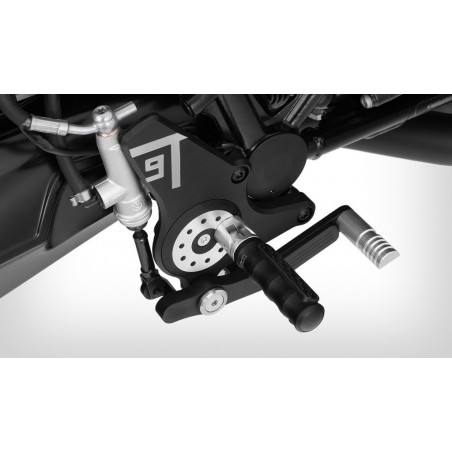 Wunderlich Vario Footrests Set BMW NineT