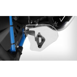 Wunderlich Clear Protect Feet Guards BMW R1200GS LC