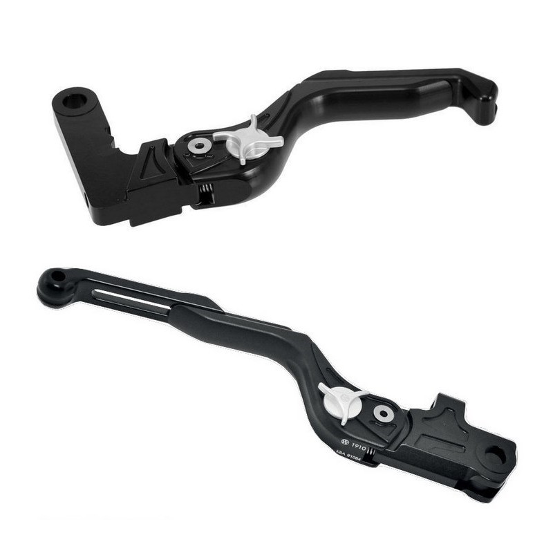 Wunderlich Black Vario Brake lever BMW R1200GS LC